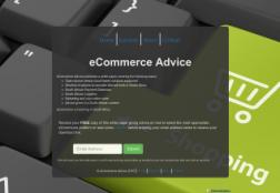 Ecommerce Advice